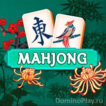 Китайское домино - Маджонг